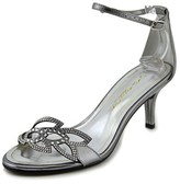 Caparros Cabaret Open-toe Leather Heels.
