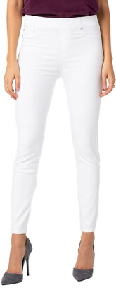 Liverpool Chloe Pull-On Ankle Skinny Jeans