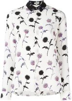 Kenzo 'Dandelion' blouse - women - Silk/Polyester - 38