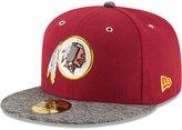 New Era Washington Redskins 2016 NFL Draft On Stage 59FIFTY Cap