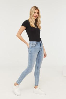 Ardene Distressed Skinny Jeans