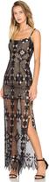 BCBGMAXAZRIA Evelina Maxi Dress