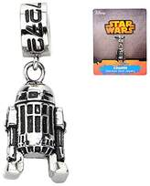 Star Wars Stainless Steel R2-D2 Dangle Charm