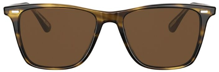 Thumbnail for your product : Oliver Peoples Tortoiseshell Ollis Sun Sunglasses