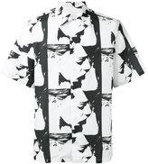 Misbhv - printed shortsleeved shirt - men - Cotton - L