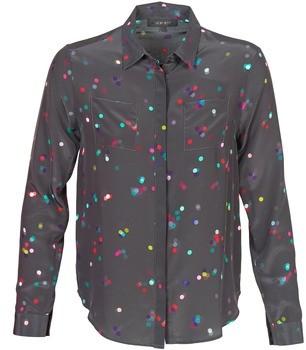 American Retro HOLLY women's Shirt in Black