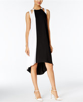 Alfani High-Low Shift Dress, Only at Macy's