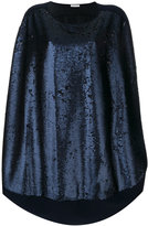 Stefano Mortari sequin shift dress