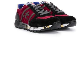 Premiata Kids Lucy low-top sneakers