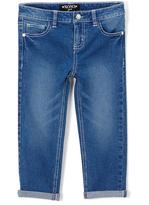 XOXO Medium Wash Denim Jeans - Toddler & Girls