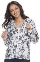 UNIONBAY Juniors' Marcie Hooded Windbreaker Jacket