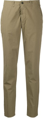 Transit Slim-Fit Chino Trousers