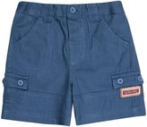 Jo-Jo JoJo Maman Bebe Twill Shorts (Toddler/Kid) - Indigo-4-5