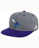 adidas Charlotte Hornets Fog Snapback Cap
