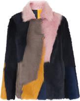 Whistles Colour Block Toscana Coat