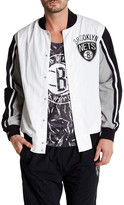 Mitchell & Ness NBA Nets Quadruple Double Jacket