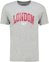 Gap Gap Print Tshirt Heather Grey