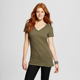 Mossimo Women's Vee T-Shirt Juniors')