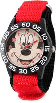 Disney Mickey Mouse Time Teacher Watch - Kids