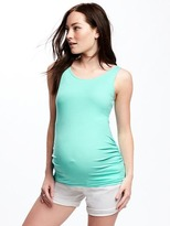 Old Navy Maternity Shirred Tank