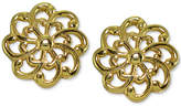 Giani Bernini Filigree Stud Earrings, Created for Macy's