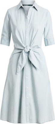 Ralph Lauren Chambray Shirtdress