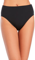 DKNY Body Sculpt Glam Squad High Waisted Bikini Bottom