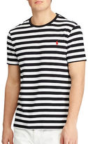 Polo Ralph Lauren Slim-Fit Striped Cotton Tee