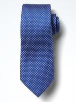 Banana Republic Geo Triangle Silk Nanotex® Tie