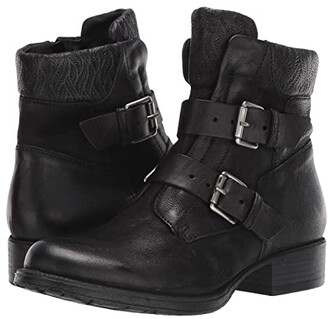 Miz Mooz Niles (Black) Women's Boots