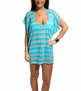 Jordan Taylor Vibrant Stripe Scoop Neck Tunic 8113409