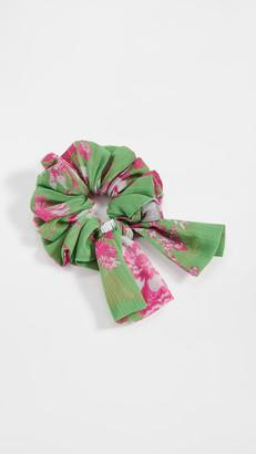 HEMANT AND NANDITA Green Scrunchie