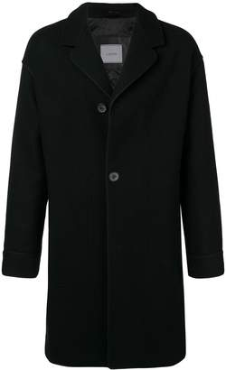 Lanvin single breasted coat