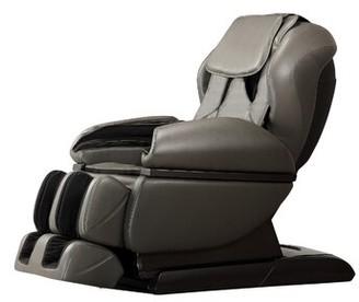 Reclining Adjustable Width Heated Massage Chair Latitude Run