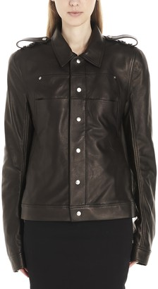 Rick Owens babel Jacket