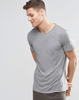 BOSS ORANGE By Hugo Boss T-Shirt With Crew Neck In Gray