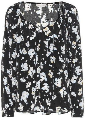 Dorothee Schumacher Artistic Blossoms silk-blend blouse