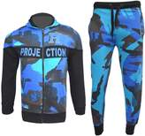 A2Z 4 Kids® Kids Tracksuit Boys HNL Camouflage Hoodie & Botom Jog Suit Joggers Age 7-13 Years