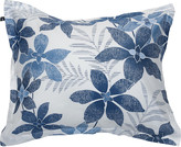 Gant Maui Flower Pillowcase - Yale Blue - 50x75cm