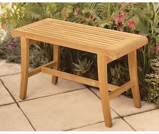 Highland Dunes Magruder Grade-A Luxurious Teak Garden Bench