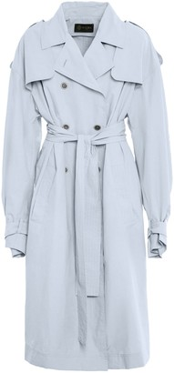 Mr & Mrs Italy Trench With Over Fit For Woman