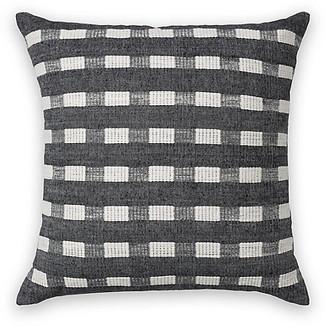 Bole Road Textiles Berchi 20x20 pillow - Onyx