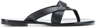 ZEUS + DIONE Sparta flat sandals