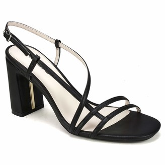Rialto Tally Dress Sandal Black Size 8.5