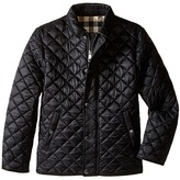 Burberry Luke Diamond Quilted Jacket Boy's Coat
