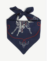 RRL Rodeo cotton bandana
