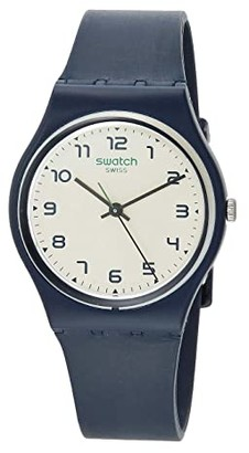 Swatch Sigan - SO28N101 (Blue) Watches