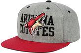 Reebok Arizona Coyotes Bully 2-Tone Snapback Cap