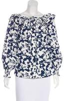 Marc Jacobs Abstract Print Blouse w/ Tags