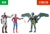 Spiderman Homecoming Web City 6-inch Figure 3 Pack